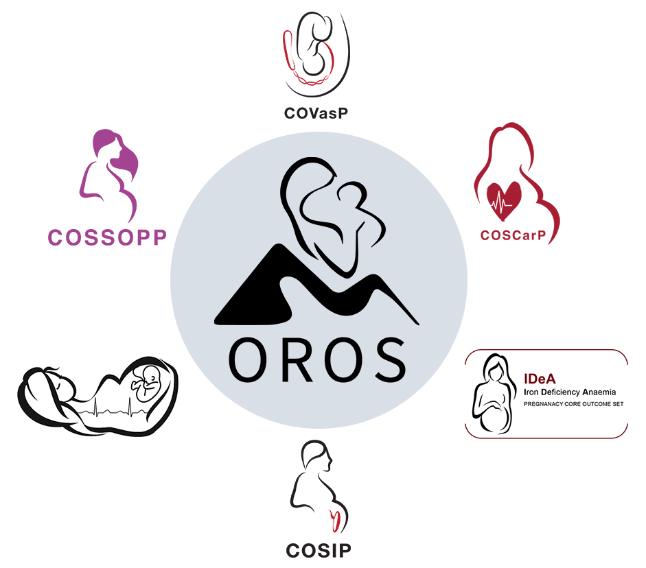 OROS project logos